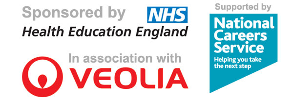 The Argus: The Argus Jobs Fair is sponsored by NHS, in association with Veolia and supported by National Careers Service