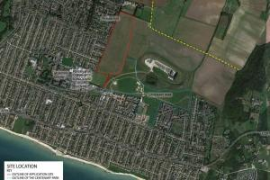 Plans for 450 new properties in Peacehaven
