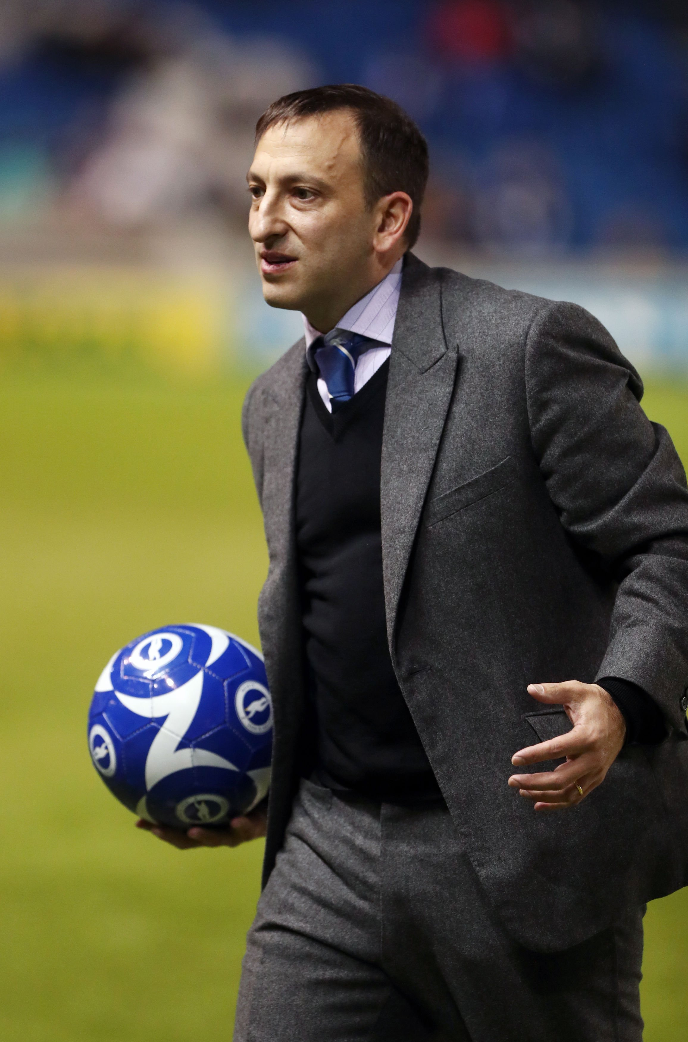 Reaching Premier League is just the start for ambitious Albion owner