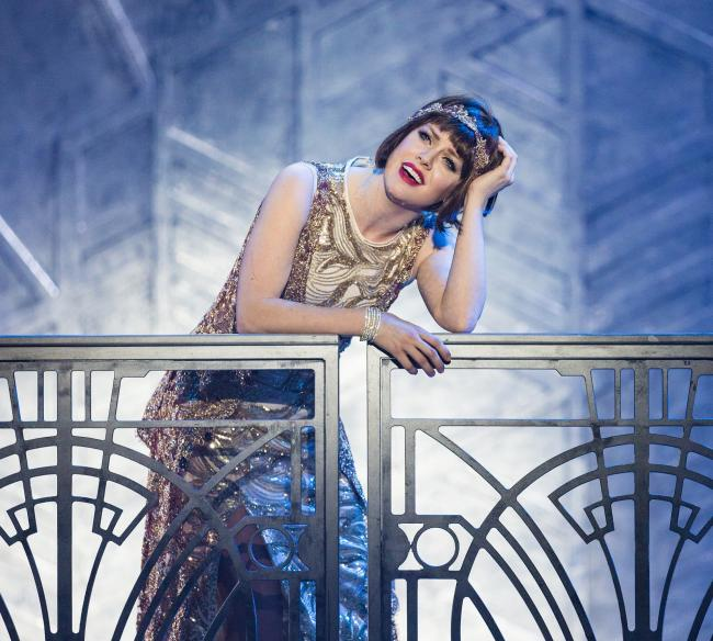 Joanne Clifton in Thoroughly Modern Millie