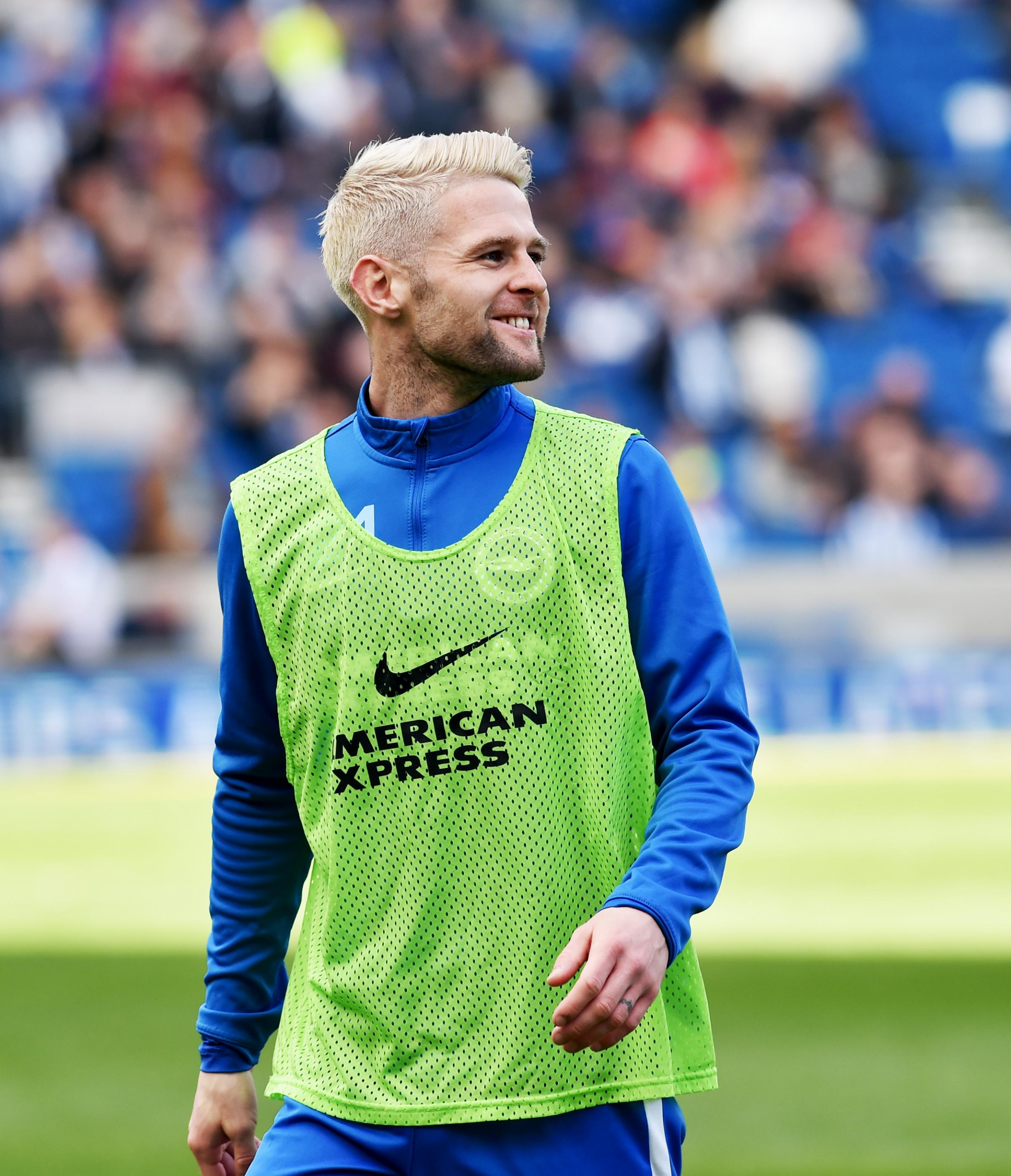 Brighton and Hove Albion midfielder Oliver Norwood could go out on loan - but not yet - The Argus