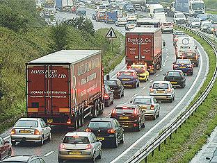 Alistair Smith says the A27 problems are a serious impediment to sustainable growth