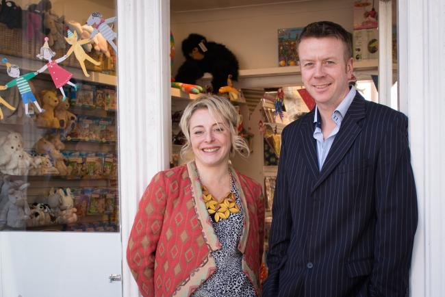 Popular Brighton independent toy shop shortlisted for prestigious national business award