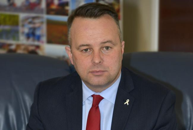 Detective Superintendent Jason Tingley
