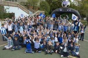 Albion Day at St Joseph's Primary School
