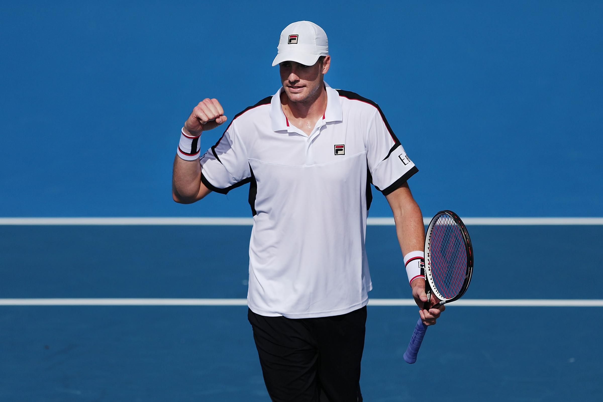 John Isner will make his debut at the Aegon International in Eastbourne next month