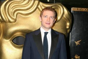 Martin Freeman at the BAFTAs