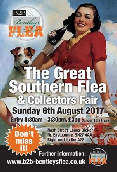 The Great Southern Flea