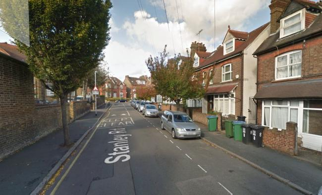6b0dcac2e5 Vandals target same car in Watford street on four occasions