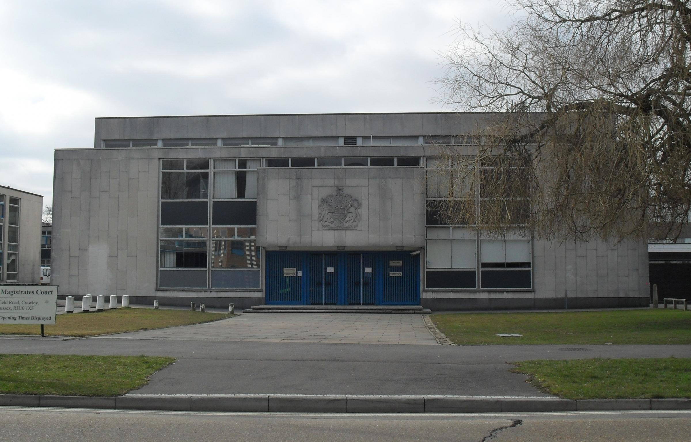 Crawley Magistrates' Court