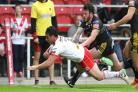 Late Matty Smith drop-goal caps superb St Helens comeback win