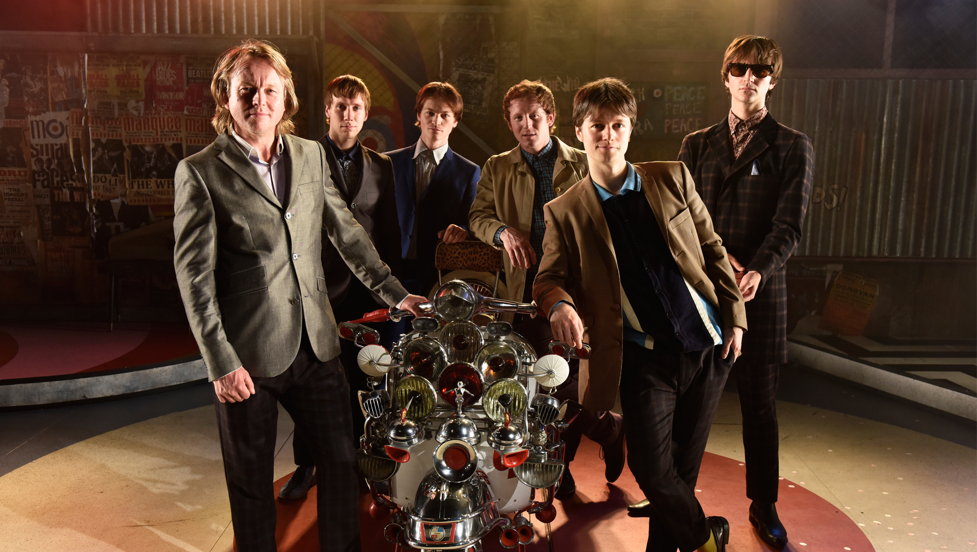Brighton relives mod mania as hit musical All or Nothing rolls ...