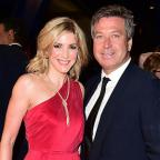 The Argus: John Torode and his girlfriend Lisa Faulkner