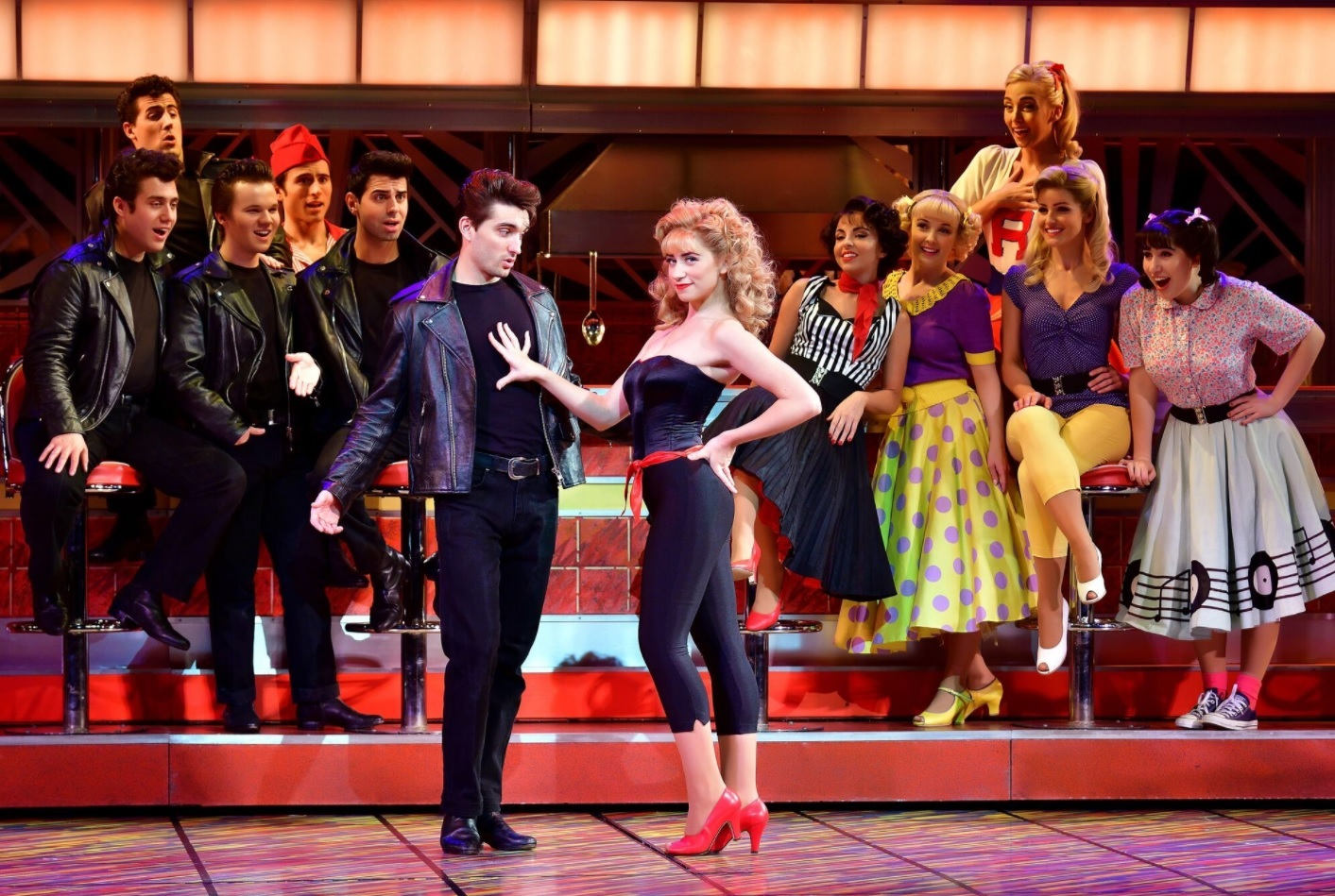 Grease will come to Brighton in December