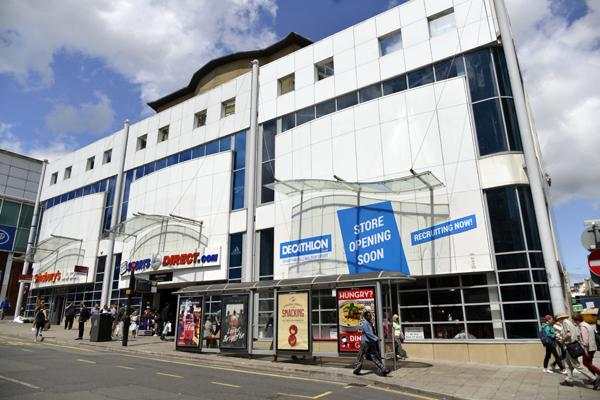 98d0de92f82 The Decathlon store will open next to Sports Direct in North Street,  Brighton