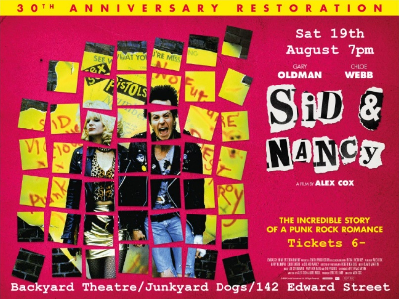 Sid & Nancy a film by Alex Cox