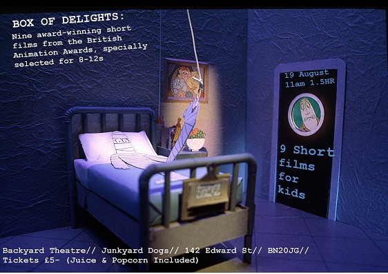 Box of Delights: Film Shorts for Kids