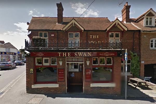 d5ac89daac2 The Swan, Horsham Road, Crawley. Picture: Google Street View