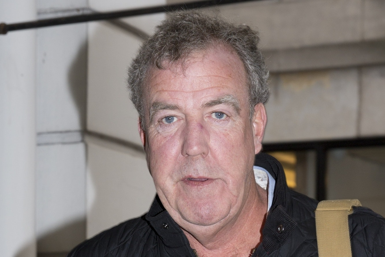 The Grand Tour\'s Jeremy Clarkson taken to hospital with pneumonia ...