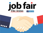 Employers from across Sussex will be looking to hire new staff at The Argus Job Fair