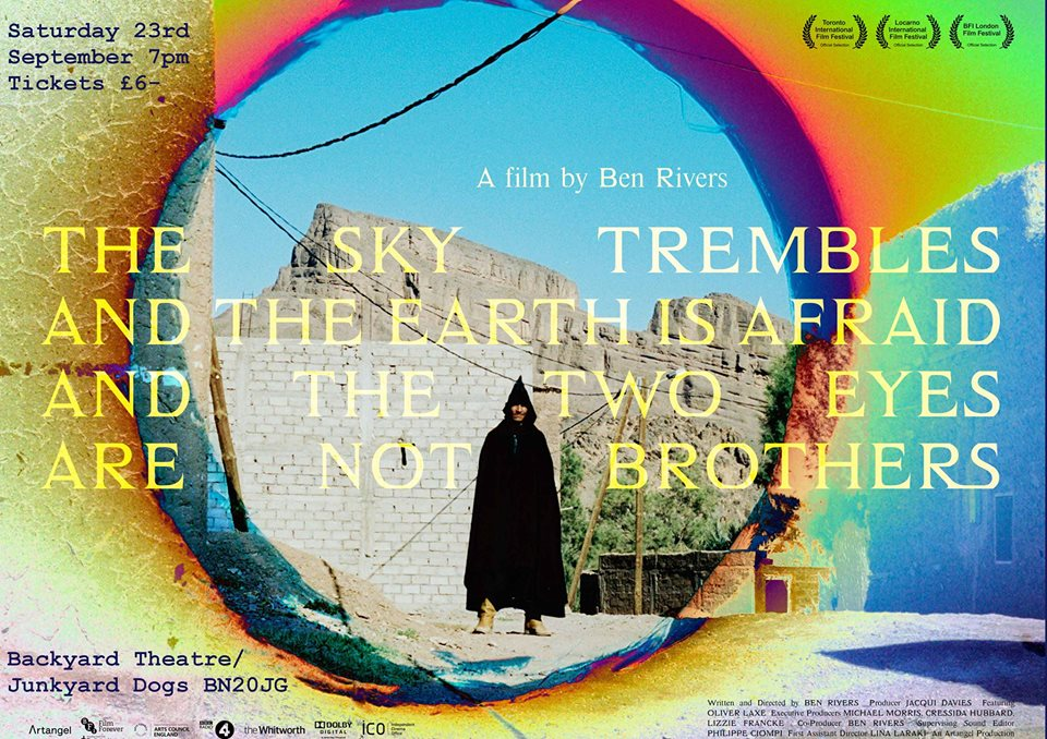 Film Screening: The Sky Trembles and the Earth is Afraid