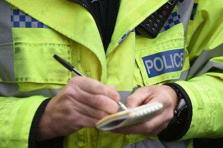 Police received reports of a man in possession of a gun in Broadfield Barton, in Crawley