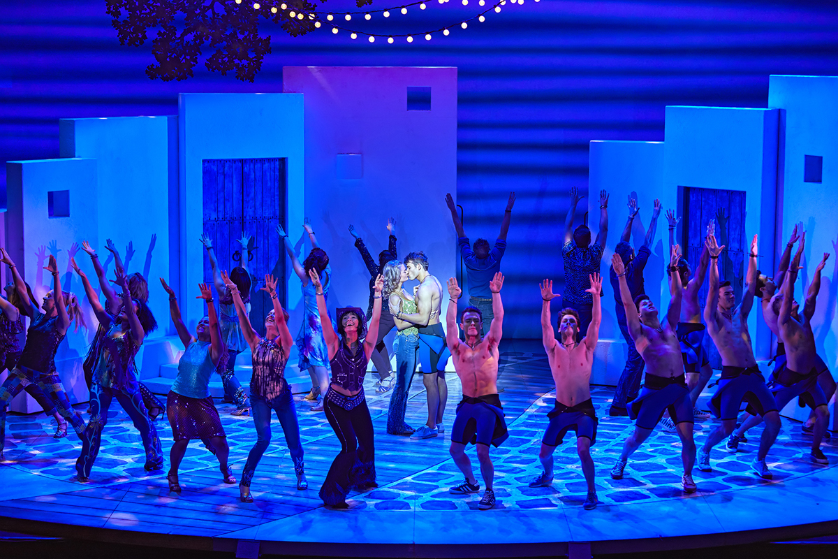 Mamma Mia! proves a big hit with its audience