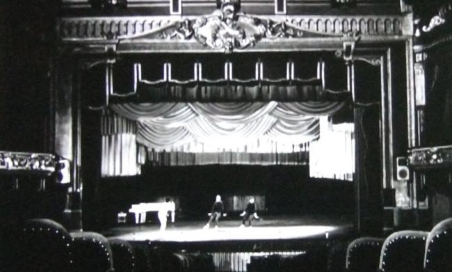 Brighton Hippodrome in 1965