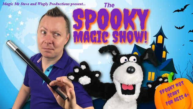 The Spooky Magic Show