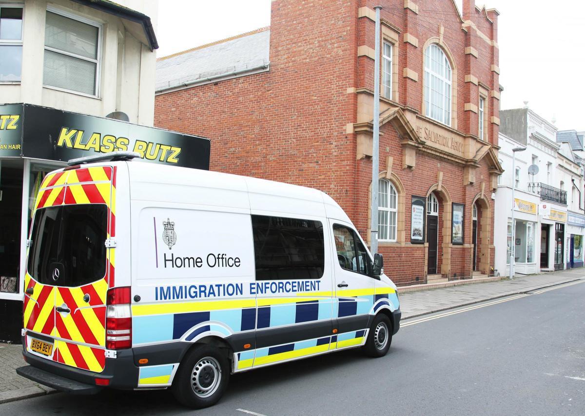 Four arrested after raids on brothels in Hove and Worthing