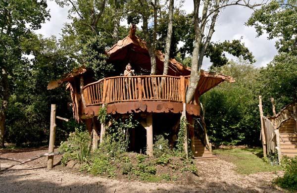 George clarke amazing spaces treehouse rental