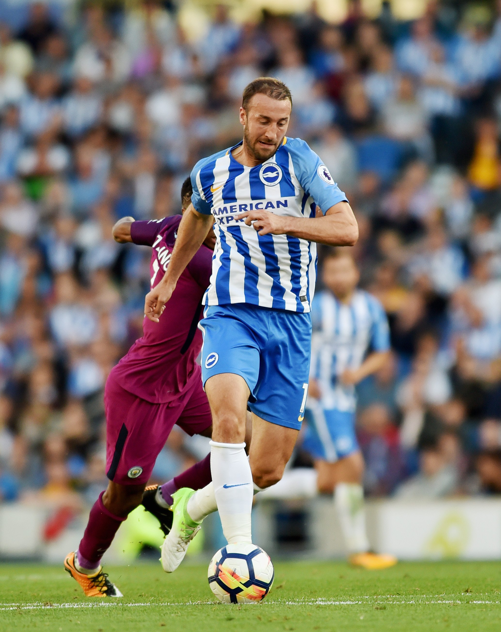 Glenn Murray has been working on his fitness after injury