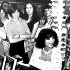 The Argus: Did you have a book signed by Joan Collins?