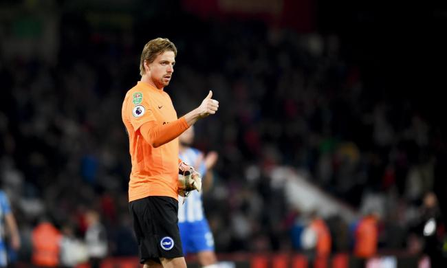 Tim Krul is happy with his move south