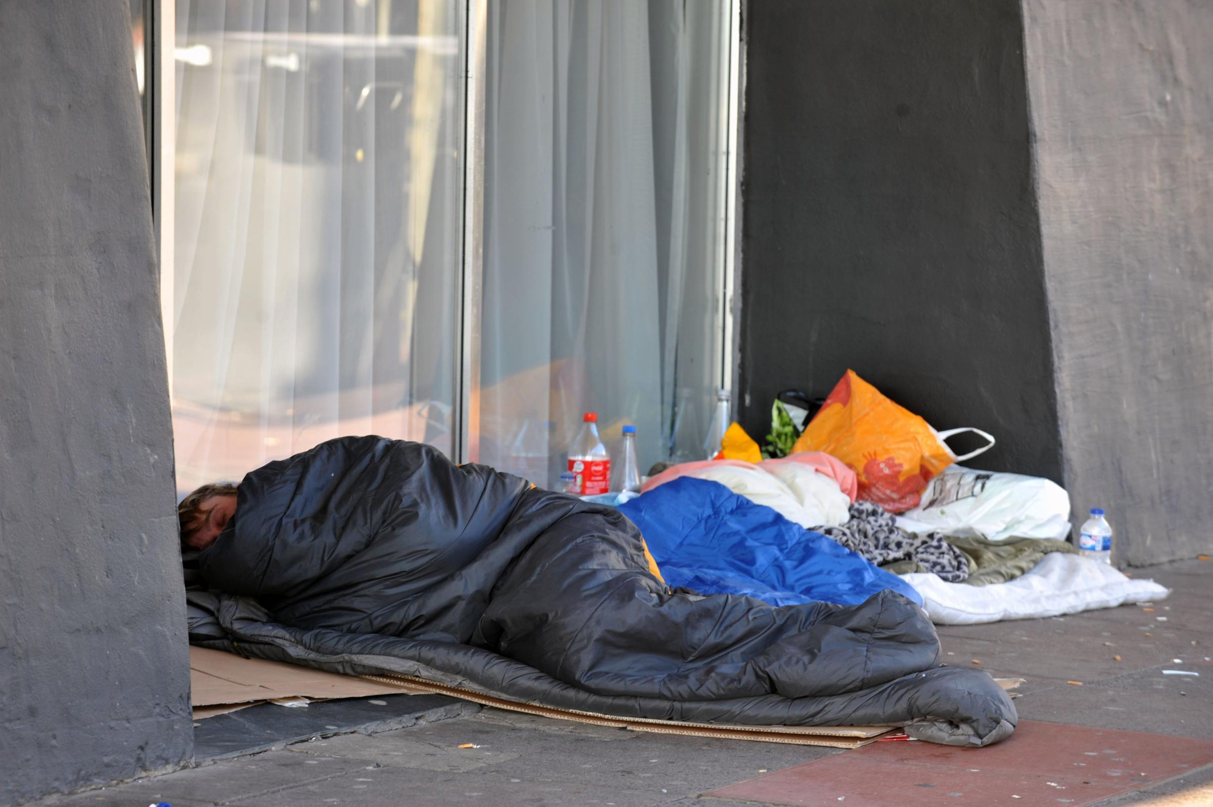 Brighton has a homeless crisis