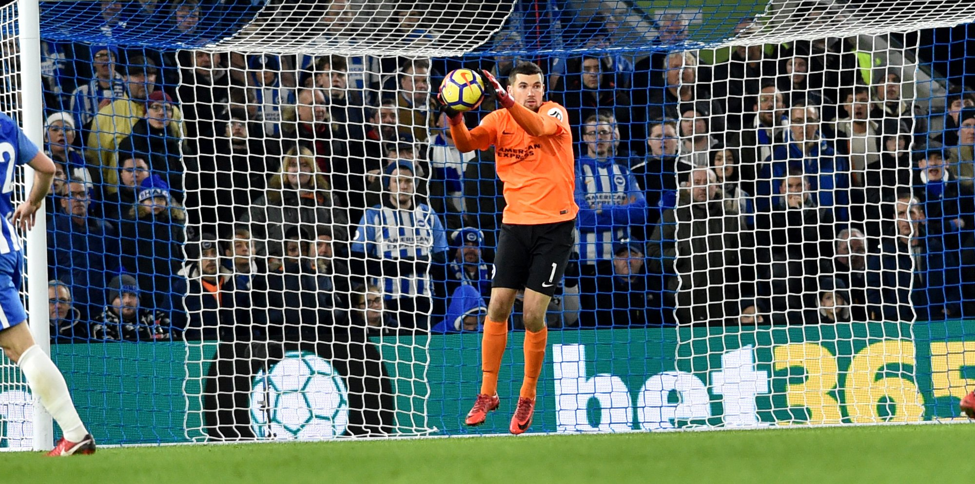 Mathew Ryan has been in fine form for Albion. Picture: Simon Dack