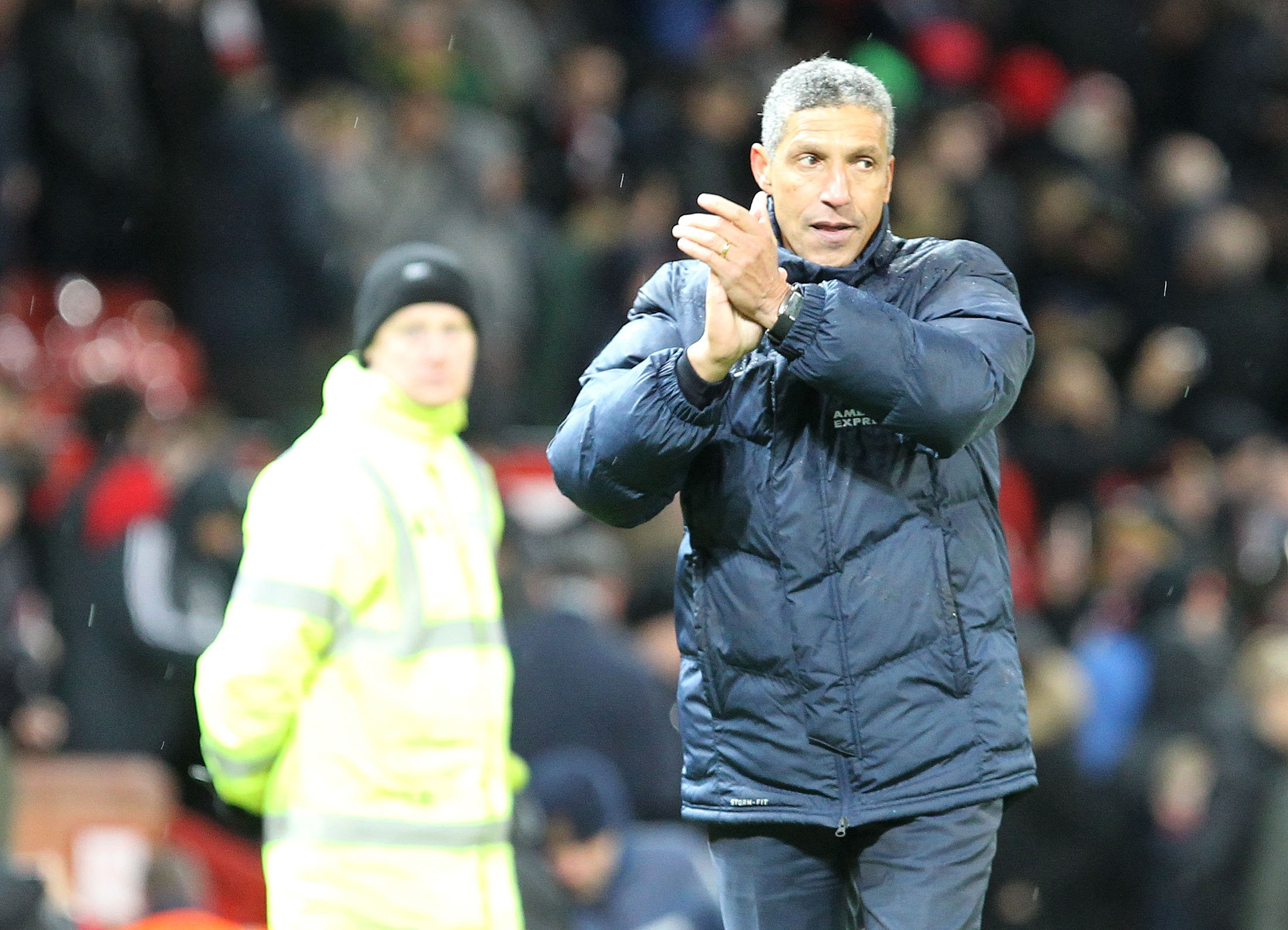 Chris Hughton says Liverpool will be hard to peg back if they get ahead