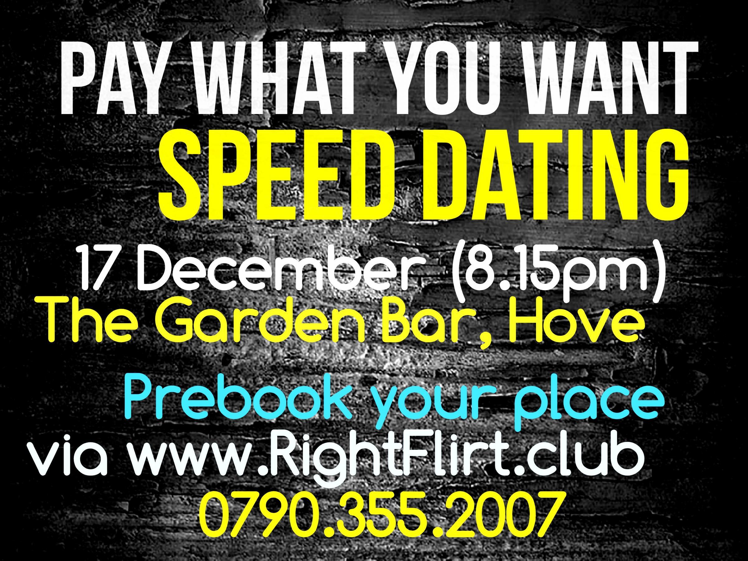 Brighton Gay nopeus dating näyte ensimmäinen yhteys tiedot online dating