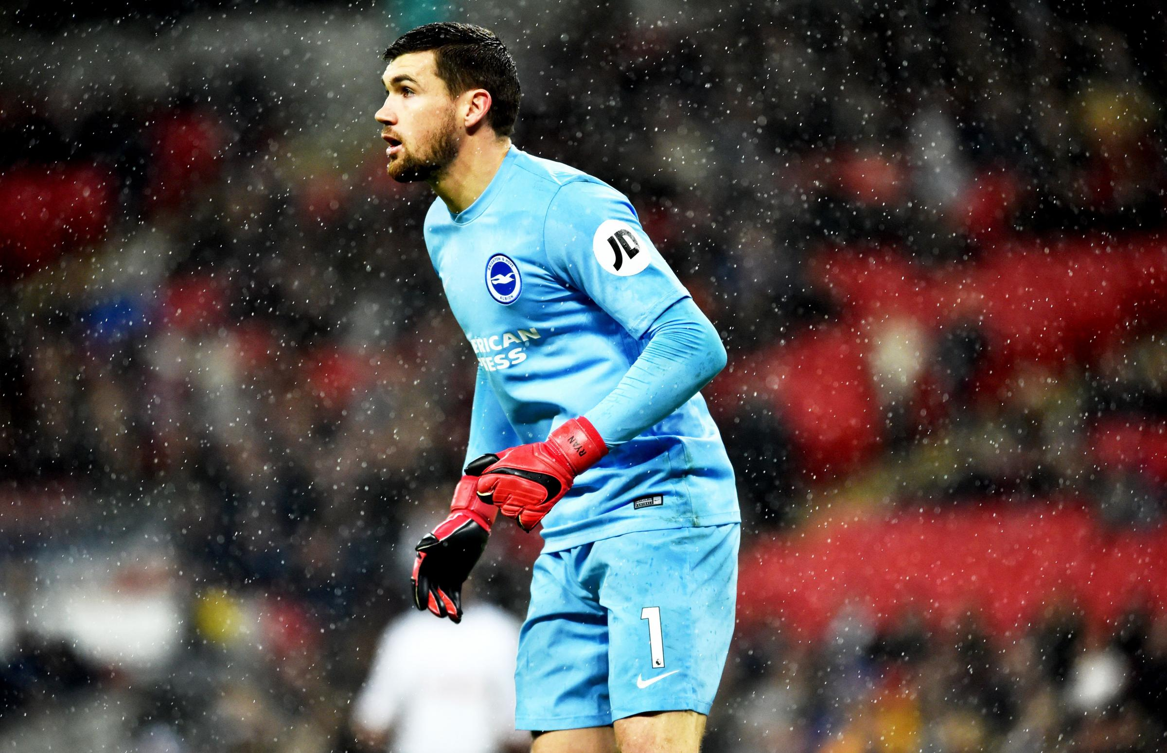 Mathew Ryan believes Albion have shown they can cope with intimidating venues