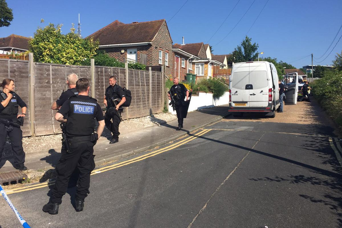 27df05d37b Man jailed after five-hour armed siege for using meat cleaver on ex-partner