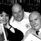 The Argus: Prunella Scales, Timothy West and Lockwood West in Brighton, 1987