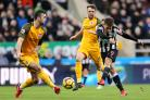 Shane Duffy goes in where it hurts at Newcastle