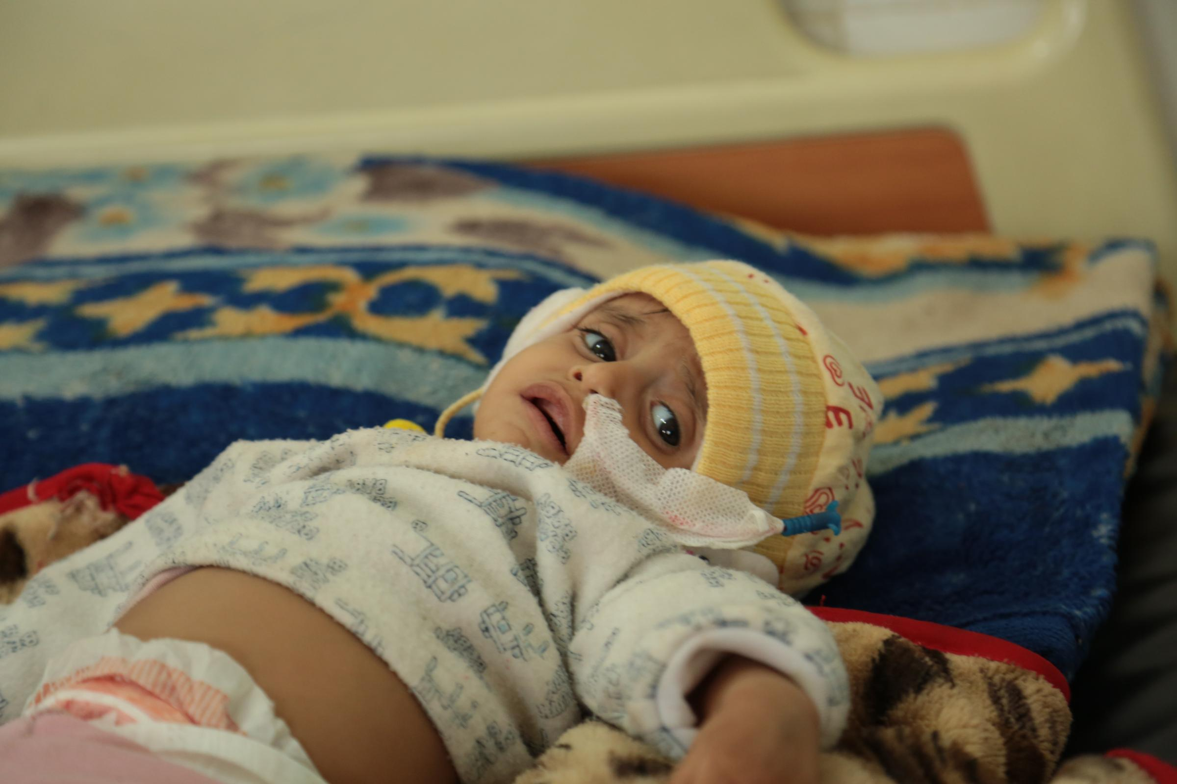 Yemen: the worst humanitarian crisis in the world today © Save the Children