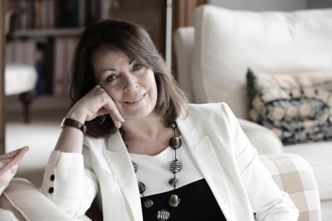 Rose Tremain, author of Sacred Country