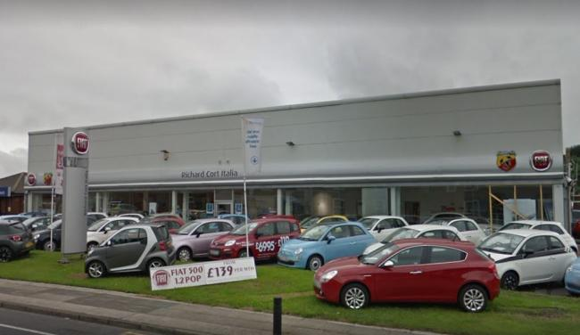 fiat sale active used preston in doors for grande dealer hatchback punto wesham