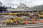 Passenger satisfaction for South Western Railway fell in the wake of the London Waterloo modernisation (Dominic Lipinski/PA)