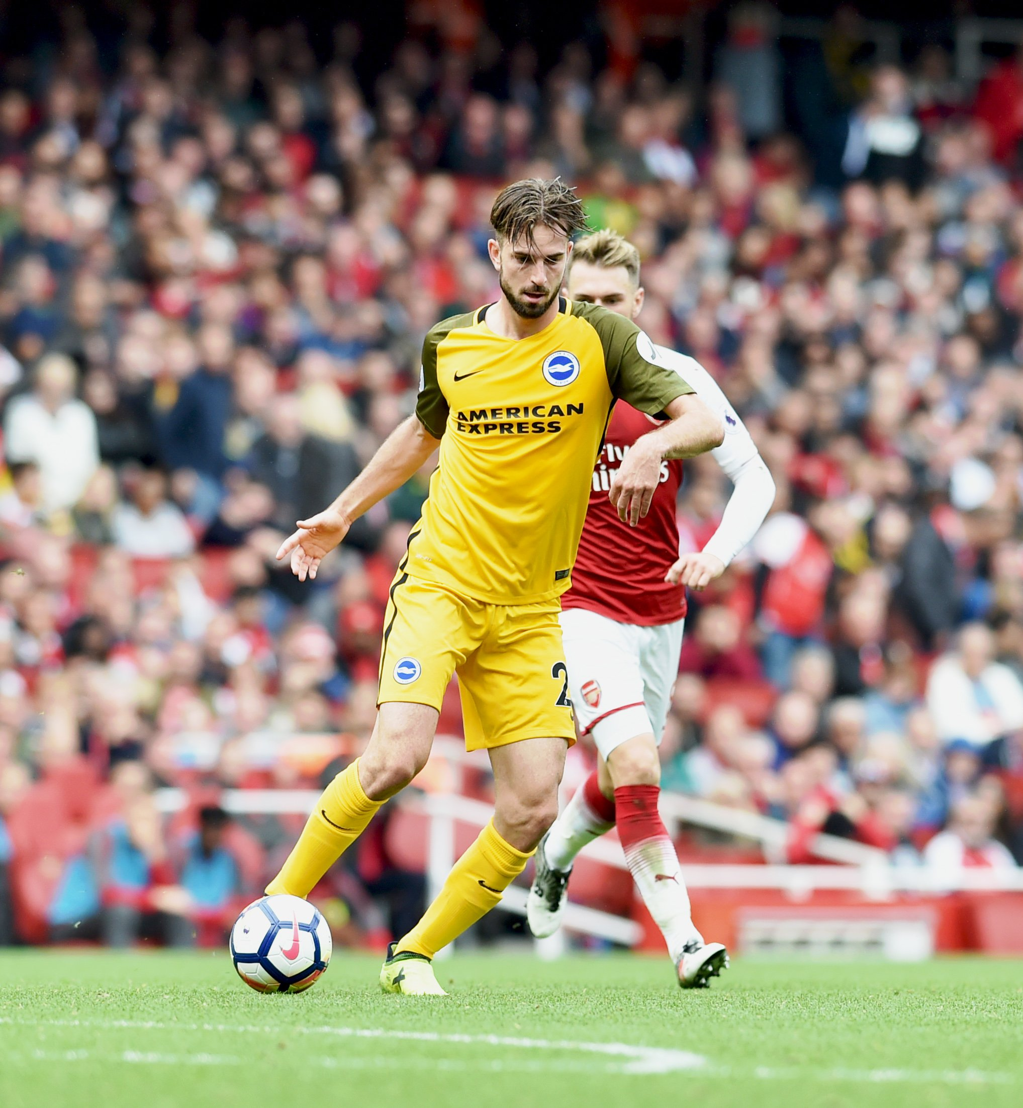 Davy Propper rates Albion's improved attacking options