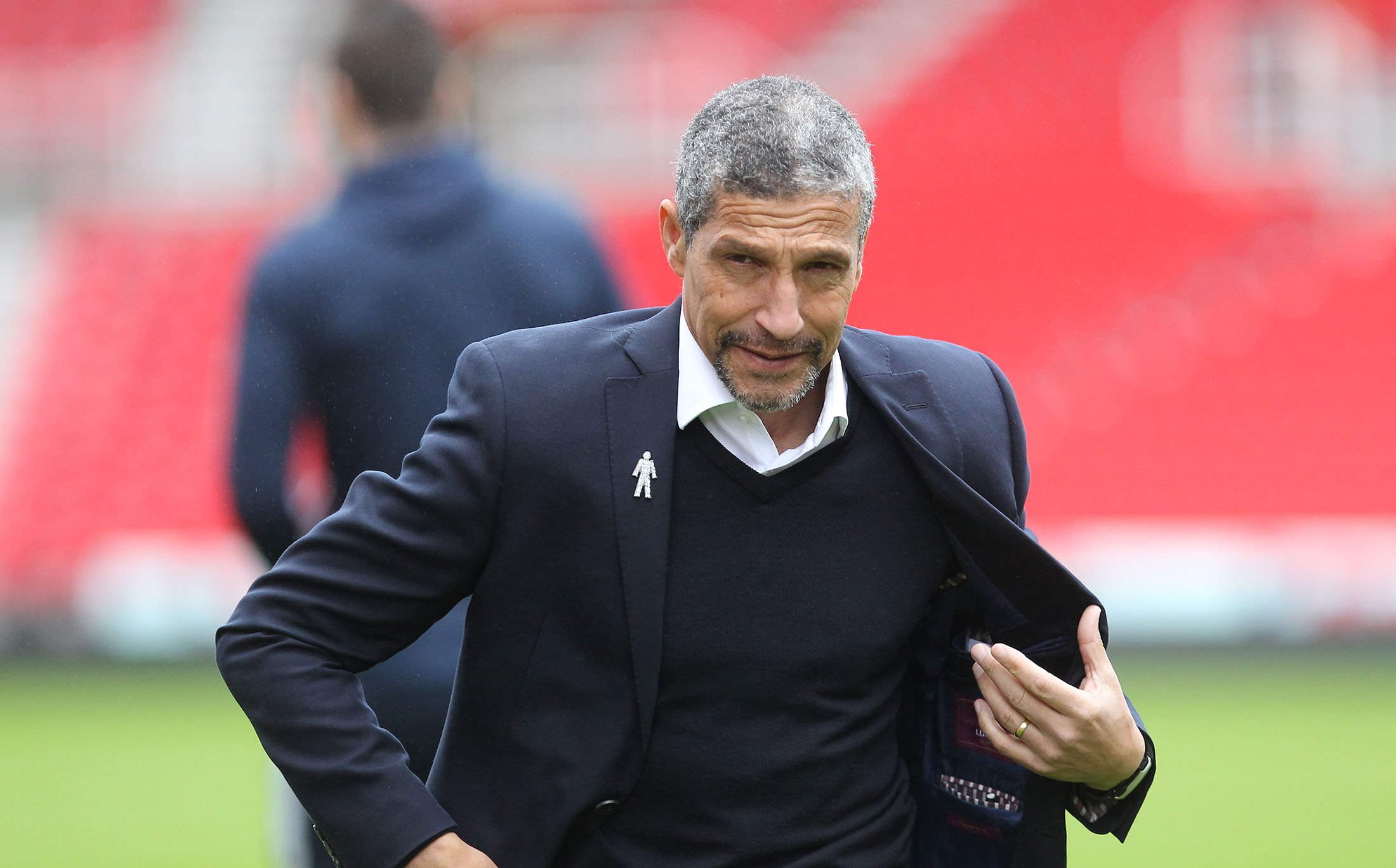Chris Hughton wants Albion to kill off teams once they go ahead