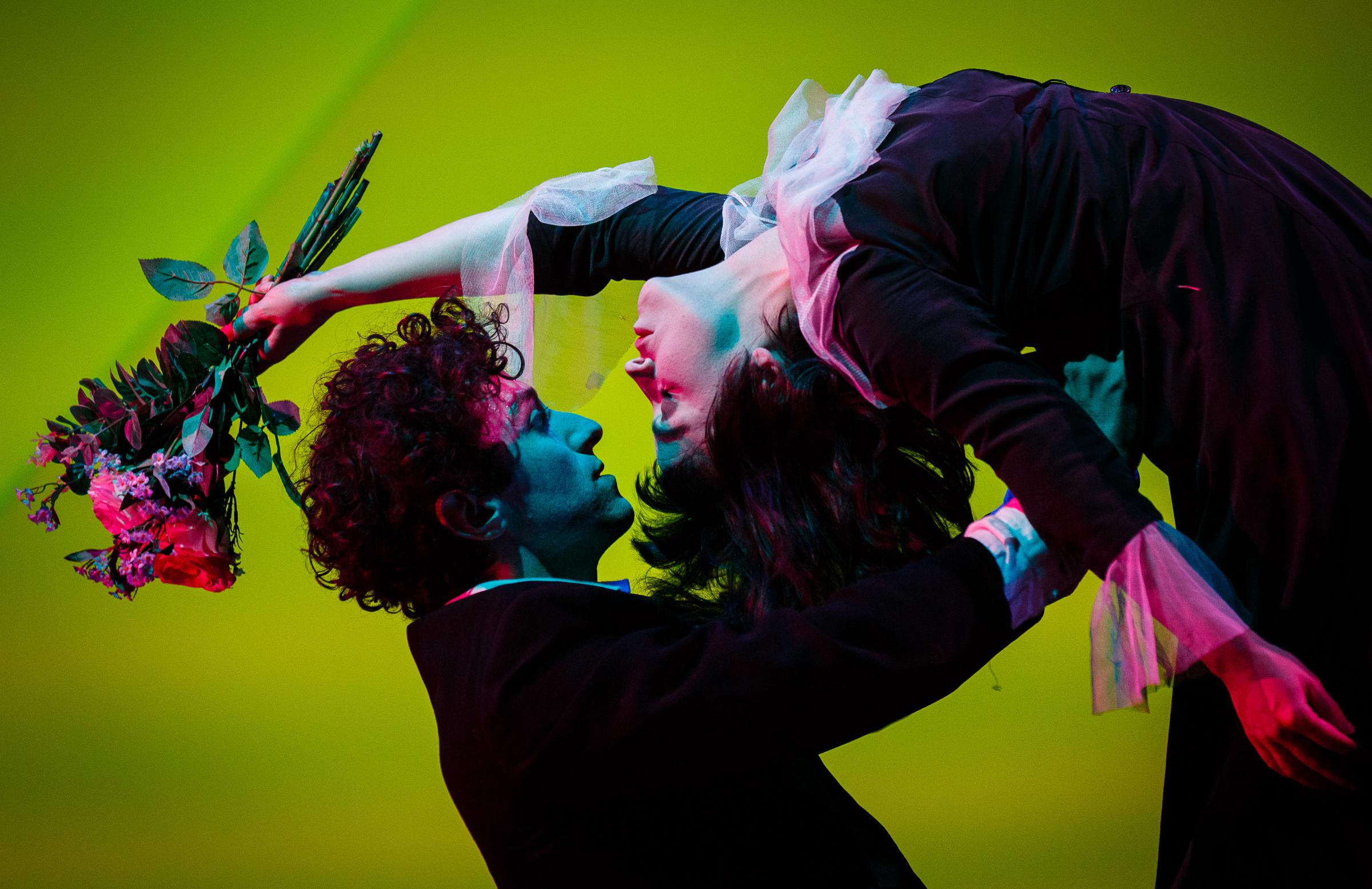 The Flying Lovers of Vitebsk, coming to Brighton Festival