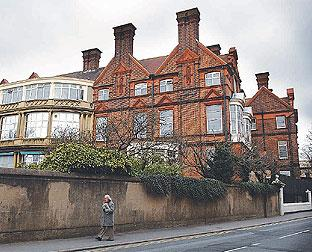 The Royal Alexandra hospital building had been earmarked for demolition